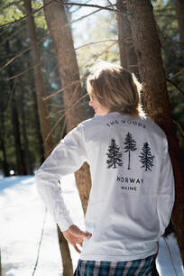 The Woods Maine Norway Long Sleeve Shirt