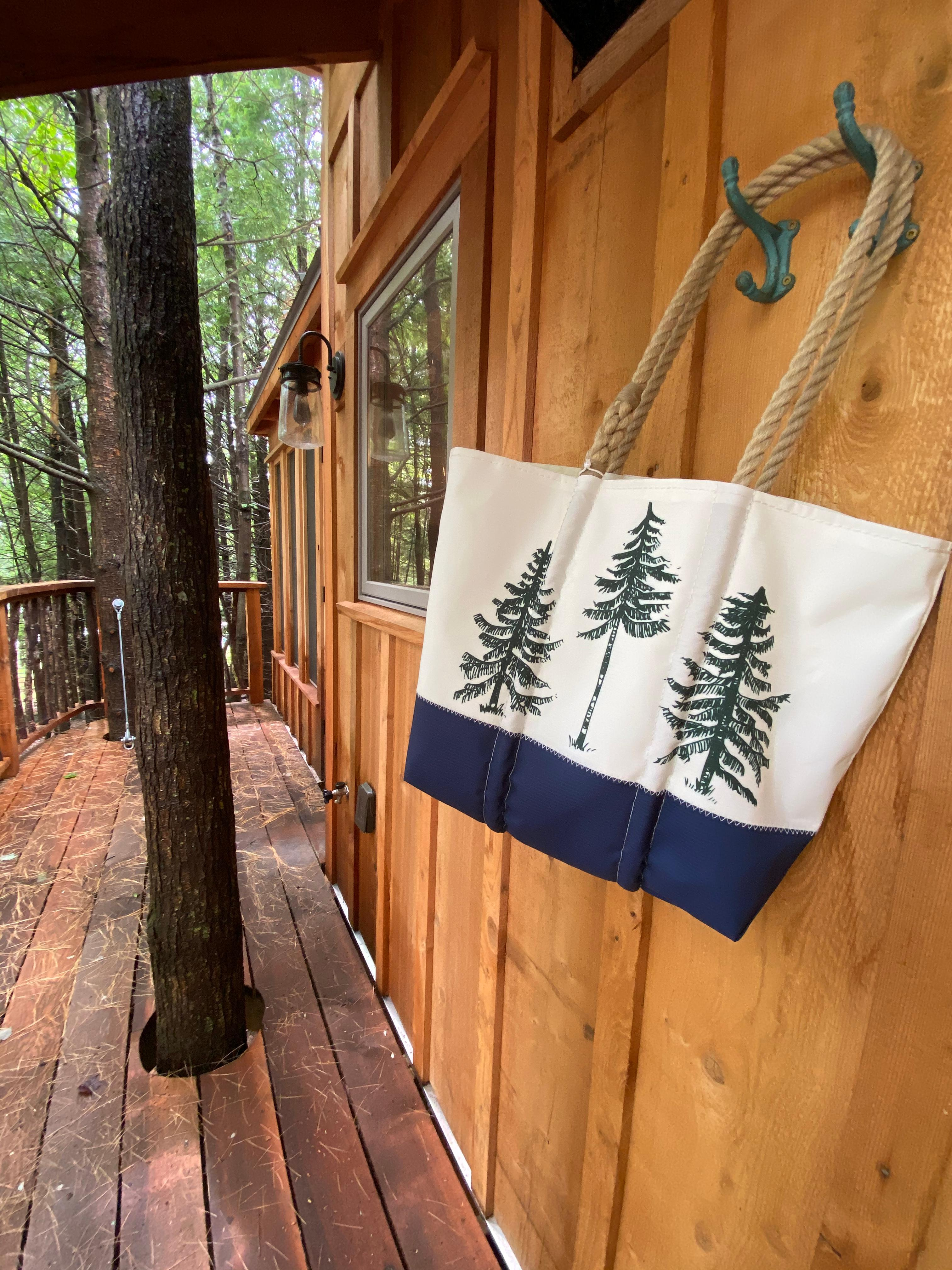 The Woods Maine Sea Bags Collection